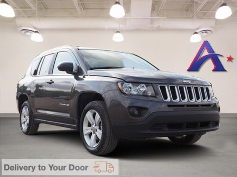 Certified Pre-Owned 2017 Jeep Compass Sport FWD 4D Sport Utility