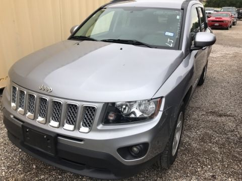 Certified Pre-Owned 2017 Jeep Compass Latitude FWD 4D Sport Utility
