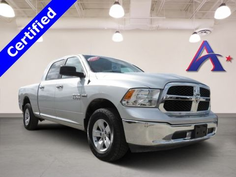 Certified Pre-Owned 2017 Ram 1500 Lone Star 4WD