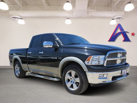 Pre-Owned 2009 Dodge Ram 1500 ST 4WD