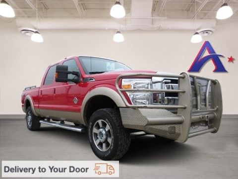 Pre-Owned 2012 Ford F-250SD Lariat 4WD
