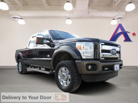 Pre-Owned 2015 Ford F-250SD King Ranch 4WD