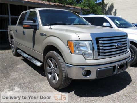 Pre-Owned 2010 Ford F-150 XLT RWD 4D SuperCrew