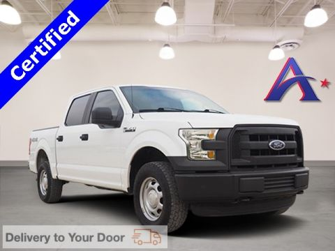 Certified Pre-Owned 2016 Ford F-150 XL 4WD