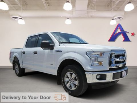 Certified Pre-Owned 2016 Ford F-150 XLT 4WD