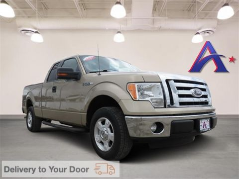 Pre-Owned 2011 Ford F-150 XLT RWD Super Cab
