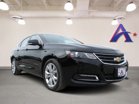 Pre-Owned 2018 Chevrolet Impala LT Front Wheel Drive 4dr Car