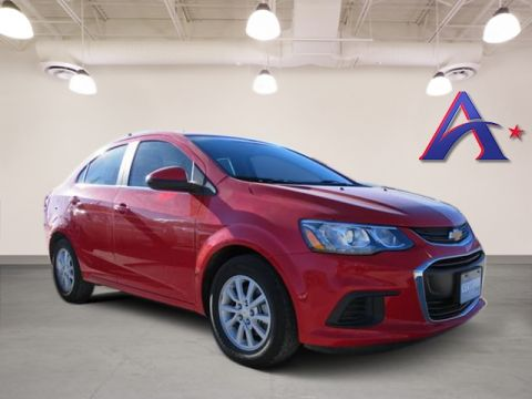 Pre-Owned 2018 Chevrolet Sonic LT Front Wheel Drive 4dr Car