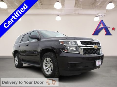 Certified Pre-Owned 2015 Chevrolet Tahoe LT 4WD