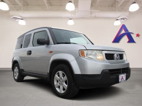 Pre-Owned 2011 Honda Element EX FWD 4D Sport Utility