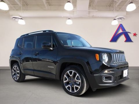 Pre-Owned 2016 Jeep Renegade Latitude FWD 4D Sport Utility